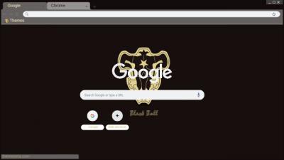 Black Clover Chrome Themes Themebeta