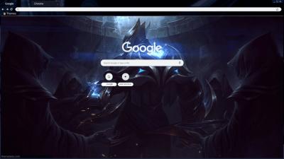 Zed Chrome Themes Themebeta