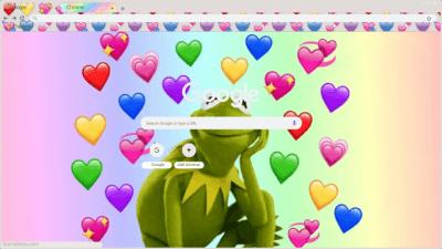 Kermit Chrome Themes Themebeta