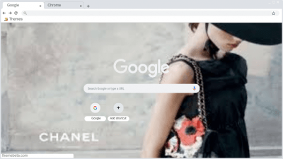 b99ac1367cb4 Chanel Chrome Themes - ThemeBeta