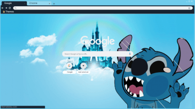 lilo and stitch Chrome Themes - ThemeBeta