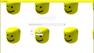 How To Get Big Yellow Heads In Roblox Oof Roblox Roblox Oof Yellow Big Head Head Big Chrome Themes Themebeta