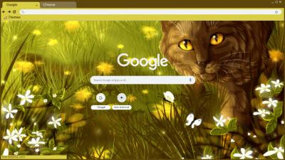 yellow Chrome Themes - ThemeBeta