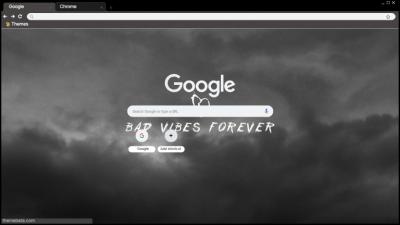 XXXTENTACION Chrome Themes - ThemeBeta