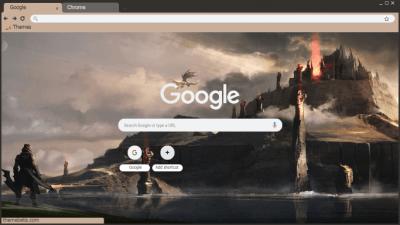 Dota Chrome Themes - ThemeBeta