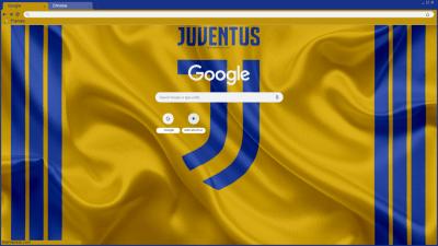 Juventus Chrome Themes Themebeta