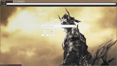 Final Fantasy Chrome Themes - ThemeBeta