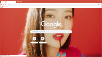 redvelvet Chrome Themes - ThemeBeta
