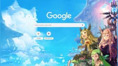 mobile Chrome Themes - ThemeBeta