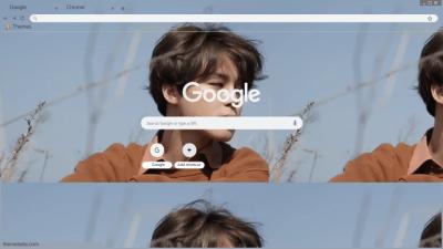 Kim taehyung Chrome Themes - ThemeBeta