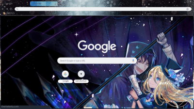 Anime Characters Chrome Themes Themebeta