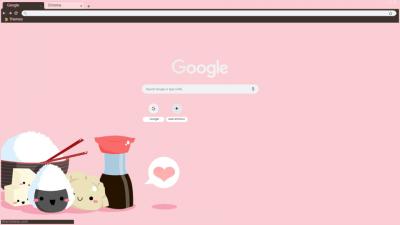 Kawaii Chrome Themes Themebeta