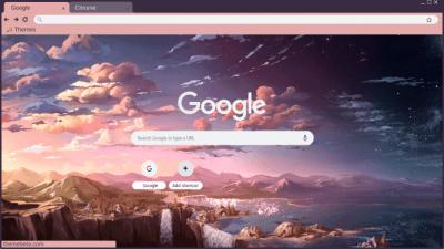 Lo Fi Chrome Themes Themebeta