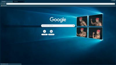 Windows 10 Chrome Themes Themebeta