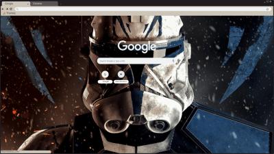Star Wars Chrome Themes Themebeta