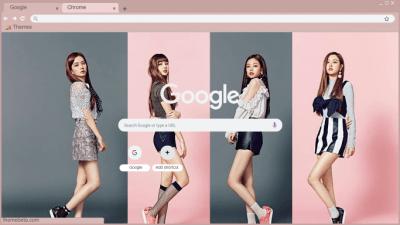 Jisoo Chrome Themes Themebeta
