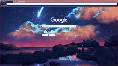 Artsy Chrome Themes Themebeta