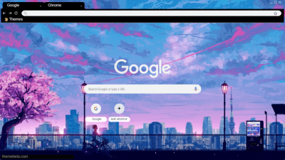 Pink Chrome Themes Themebeta