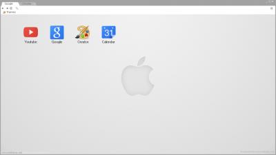 apple Chrome Themes - ThemeBeta