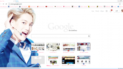 Exo Chrome Themes Themebeta
