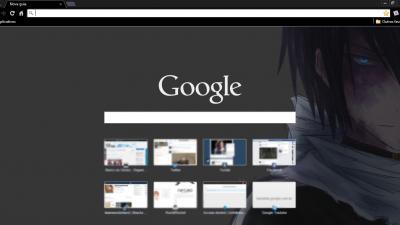 Noragami Chrome Themes - ThemeBeta