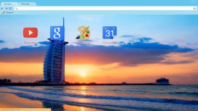 Dubai Chrome Themes Themebeta