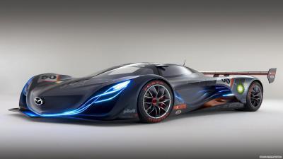 The Future Car. «