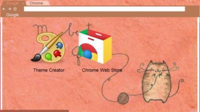kitten Chrome Themes - ThemeBeta
