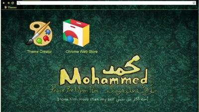 Islam Chrome Themes