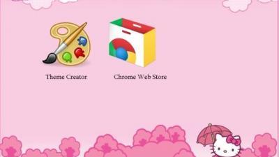 My chrome theme maker