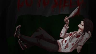 Jeff The Killer Creepy Version By
