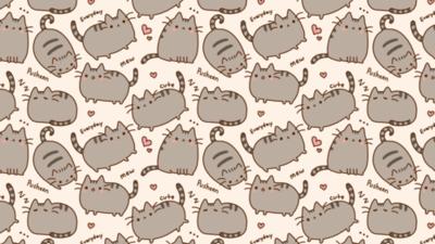 Pusheen Cat Windows Themes Themebeta