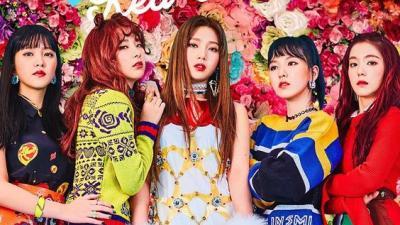 Red Velvet Windows Themes Themebeta