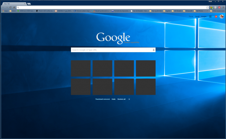 how to change theme from chrome