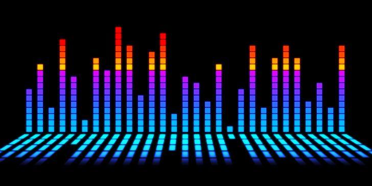 DJ Equalizer Theme Chrome Theme - ThemeBeta