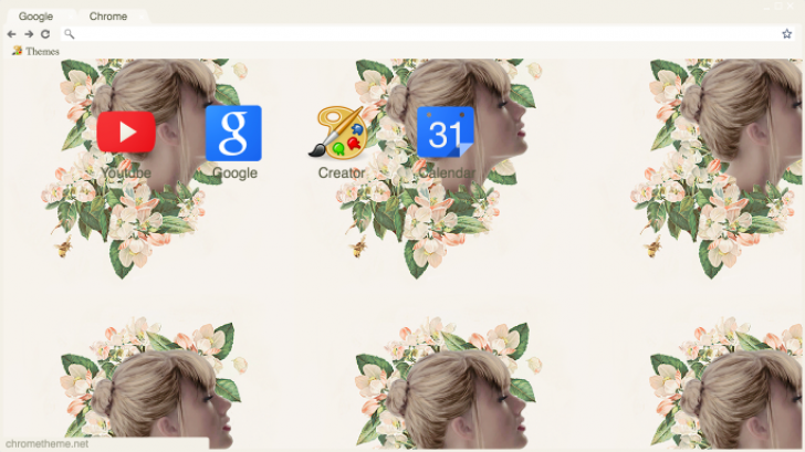 Style Taylor Swift Music Video Theme Chrome Theme - ThemeBeta