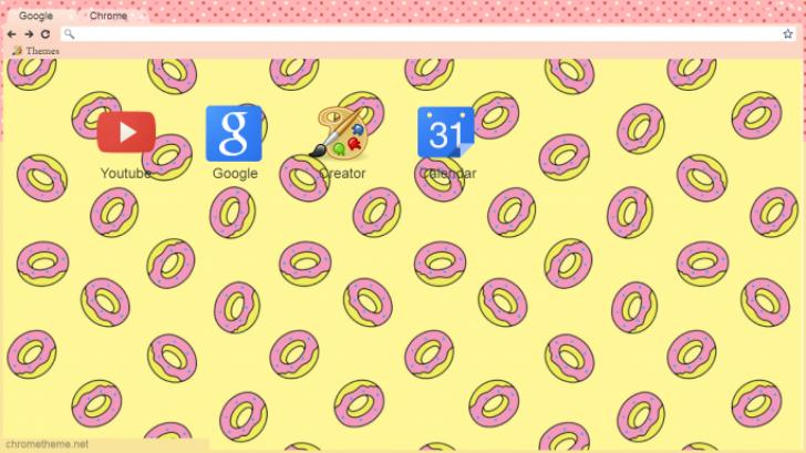 Cute Tumblr Background #2 Chrome Theme - ThemeBeta