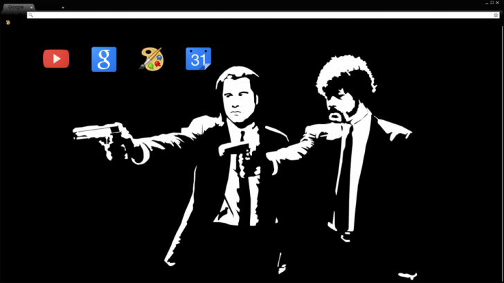 Themes of pulp fiction 1