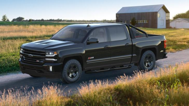 2017 chevy silverado ltz z71 4x4 midnight edition chrome theme themebeta. Black Bedroom Furniture Sets. Home Design Ideas