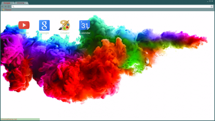 google chrome wallpaper