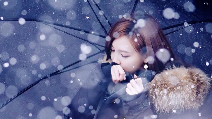Nayeon winter chrome theme themebeta - Winter theme chrome ...