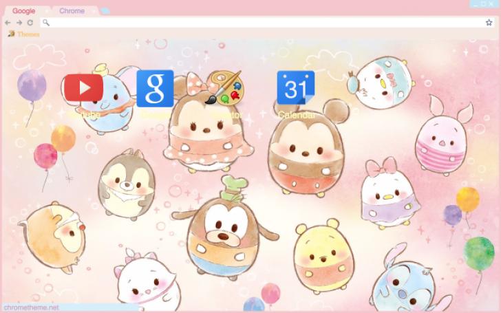 google chrome wallpaper themes