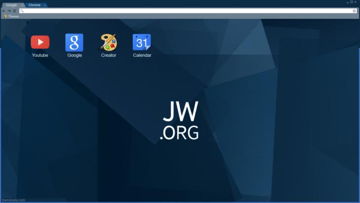 JW Theme_Alpha Chrome Theme - ThemeBeta