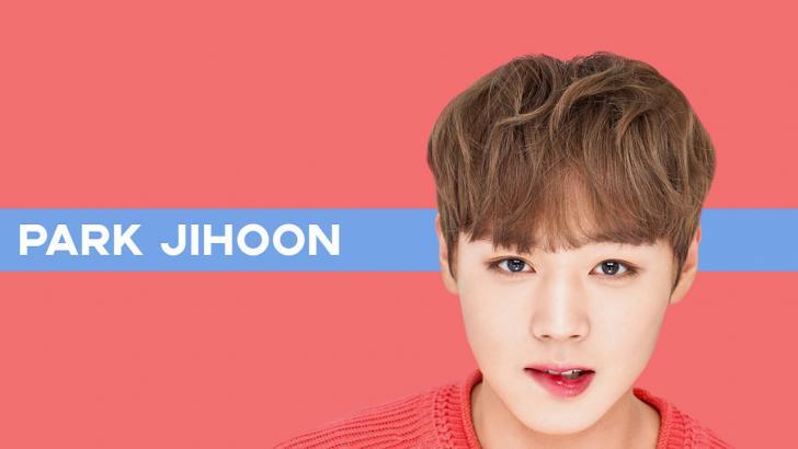 Wanna One Park Jihoon 2 Chrome Theme - ThemeBeta