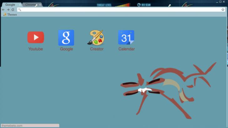 reaper leviathan theme Chrome Theme - ThemeBeta