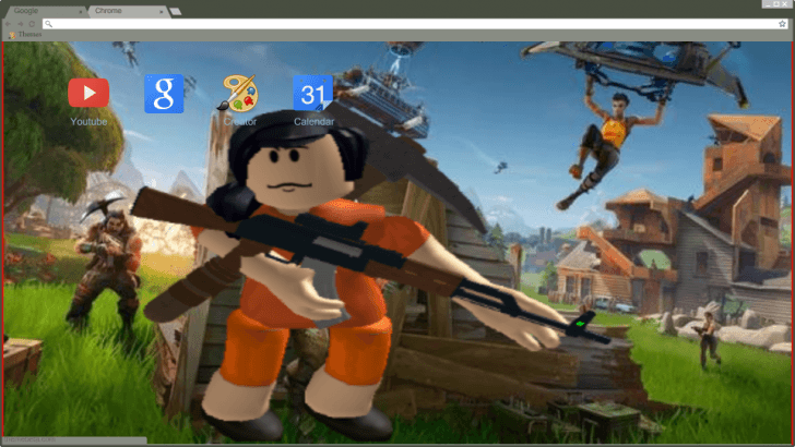 Fortnight Games On Roblox