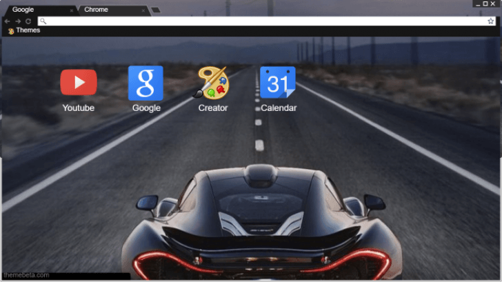 Car Backgrounds Phone Hd Car Wallpapers Chrome Theme Themebeta