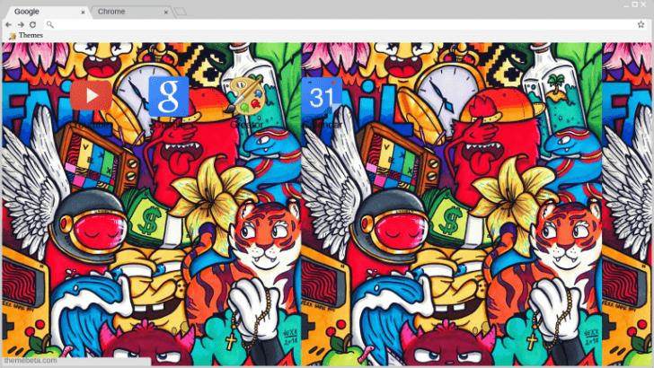 Vexx Chrome Theme Themebeta