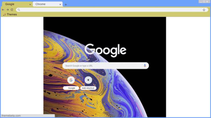 random theme Chrome Theme - ThemeBeta
