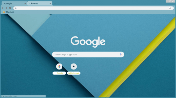 Classic Hp Chromebook Theme Chrome Theme - ThemeBeta